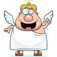 Free Angel Clip Art Image: Christmas Angel Singing | Christmas for ...
