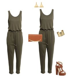 In the App: Military Jumpsuit