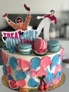 Niall Horan Birthday, One Direction Birthday, One Direction Cakes, Harry Styles Birthday, Harry Birthday, Pretty Birthday Cakes, Themed Birthday Cakes, Themed Cakes, Bithday Cake