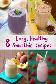 Build Your Own Smoothie Guide + Free Printable Blueberry Mango Smoothie, Blueberry Banana Smoothie, Pumpkin Pie Smoothie, Avocado Smoothie, Apple Smoothies, Easy Smoothies, Freezer Smoothie Packs, Smoothie Prep, Easy Healthy Smoothie Recipes