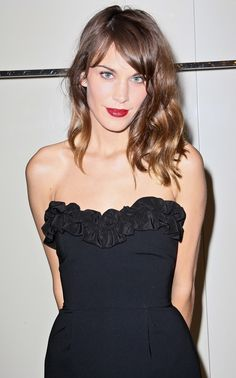 Steal Alexa Chung's Hair from FNO '12