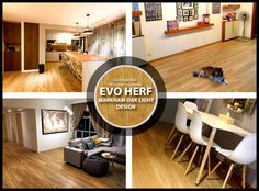 "Like this flooring design? Evo HERF Markham Oak Light Design is your ideal ""wooden"" flooring without being difficult to maintain and besides being highly waterproof and termite-proof! Visit: www.evorich.com.sg/contact.aspx to know more about Evo HERF!   #EVORICH #Singapore #EvoHERF#Photooftheday #Flooring #InteriorDesign #EvorichHERF #HERFFlooring #FlooringDesign  #PhotooftheDay #LivingRoom #EvoHERFMarkhamOakLight #Floors"