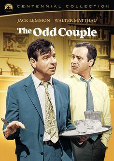 The Odd Couple  -- 1968  A Classic..