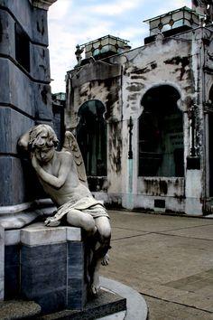 Cementerio-de-la-Recoleta-  Buenos Aires  Argentina