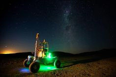 Rover Under the Milky Way - Atacama Rover Astrobiology Drilling Studies (Source: NASA image of the Day) Nasa Pictures, Astronomy Pictures, Nasa Photos, Nasa Images, Daily Pictures, Nasa Rover, Nasa Missions, Nasa Astronauts, Space Photos