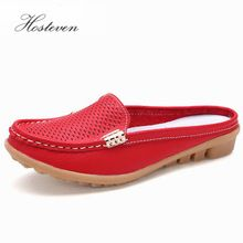 New Women's Shoes Real Leather Moccasins Mother Loafers Soft Leisure Flats Female Ladies Driving Ballet Casual Footwear //Price: $US $12.22 & FREE Shipping //     #hashtag4