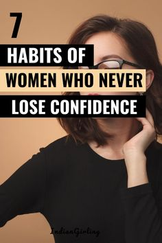 Ever wondered what all confident women have that you don't? From setting goals, taking action, loving themselves and more, find out the 7 must-have habits of women who are always confident that you can imbibe too! #selfconfidence #successfulwomen #girlboss #bossbabe #confidencetips #selfcaretips Make More Money, Make Money Blogging, How To Better Yourself, Live For Yourself, Developing Leadership Skills, Low Self Worth, Confidence Tips, Self Motivation, Feminine Energy