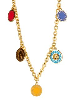 Collected Charms Necklace by Marc by Marc Jacobs on @HauteLook