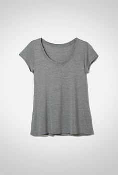 Tshirt Básica New York Cinza Mescla - MyBasic