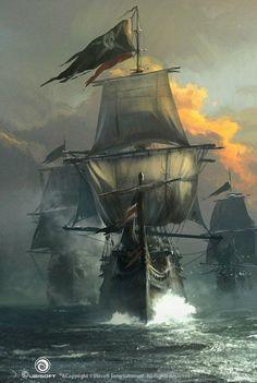 Пираты | Pirates of Yanwest