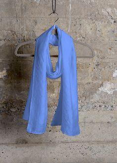 Cashmere Silk Scarf - Spiral by VIDA VIDA SI2Df