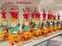 Taller TowerCake por Natalia Da Silva  Escuela: Istofaz-se Lisboa- Portugal Setiembre 2012