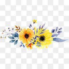 Vector Hand-painted daisy flower pattern Watercolor Flower Background, Flower Background Wallpaper, Flower Backgrounds, Watercolor Flowers, Textile Pattern Design, Floral Pattern Vector, Flower Circle, Flower Art, Eid Stickers