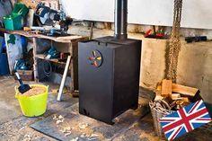Oakfire workshop stoves