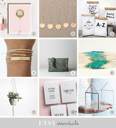 Etsy Essentials