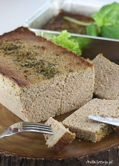 Pasztet drobiowy, 15 Chicken Pate Recipe, Chicken Recipes, Pan Dulce, Pozole, Pate Recipes, Cooking Recipes, Tamales, Polish Recipes, Banana Bread