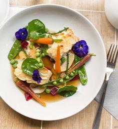 Coutume Cafe's Spring Garden / Recipe, Paris / Garance Doré