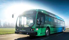 Proterra Starts Autonomous Bus Program in U.S. | EV Meme