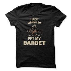 Pet My Barbet T Shirt