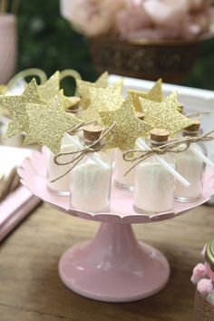 Favors from a Princess Aurora + Sleeping Beauty Birthday Party via Kara's Party Ideas KarasPartyIdeas.com (24)