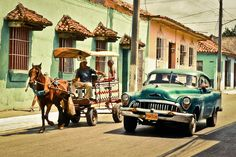 Picture taken in streets of Trinidad, Cuba.By EsrAli