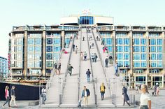 The Stairs to Kriterion | Architect Magazine | MVRDV, Rotterdam, Netherlands, Exhibit