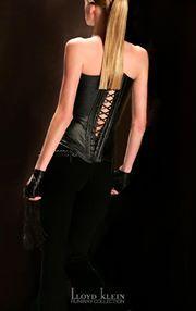 #Lloyd_Klein runway New York Fashion Week