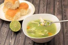 Aguadito de Pollo (Peruvian Chicken and Cilantro Soup) 1   The Missing Lokness