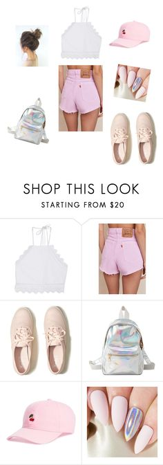 """""""BubblegumPink"""" by katiexcrawford ❤ liked on Polyvore featuring Front Row Shop, Urban Renewal, Hollister Co., Charlotte Russe and Body Rags"""