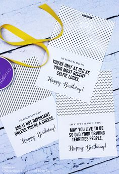 free printable | birthday cards.