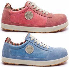 Zapato seguridad DIKE LADY D LEVITY S1P