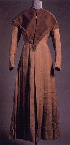 Shaker style dress