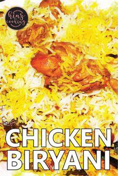 Homemade Pakistani chicken biryani recipe in Urdu. Learn how to cook Pakistani biryani with chicken at home kitchen. Watch recipe video step by step! Chicken Biryani Recipe Video, Chicken Biryani Recipe Pakistani, Pakistani Rice Recipes, Pakistani Chicken Recipes, Pakistani Dishes, Indian Food Recipes, Eid Recipes, Vegetarian Recipes, Cooking Recipes