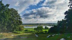 The #Elbe sure is a beauty.  #MyLowerSaxony #EnjoyGermanNature #GermanyChallenge #TandemChallenge