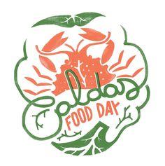 Caldas Food Day Logo - Bruno Reis Santos AKA Lord Mantraste