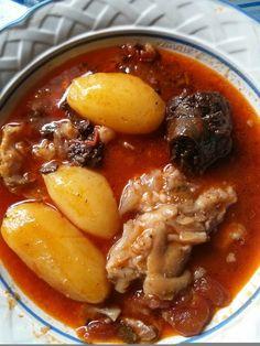 Blog de cocina tradicional andaluza, slow cooker, cocina mediterránea.