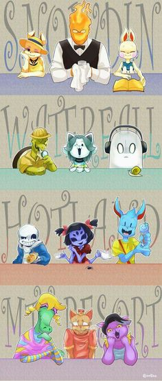 Sellers or workers of each part in undertake. That gave either a significance to the story or just made you question or laugh. Undertale Comic Funny, Undertale Cute, Undertale Fanart, Muffet Undertale, Fan Art, Underswap, Indie Games, Memes, Manga