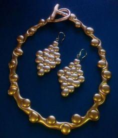 Hot silicon necklace