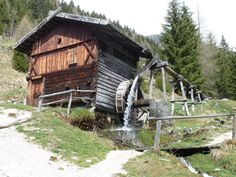 """Bild """" Wassermühle"""" zu Terenten/Terento in Terenten/"""