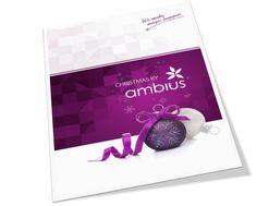 Bekijk onze brochure www.christmasbyambius.nl
