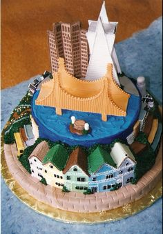 Pin by Terese Mcelhatton on Cakes Pinterest San francisco and Cake