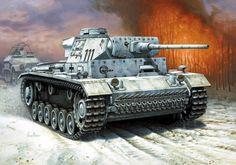 1942 PzKpfw III Ausf L - Enzo Maio