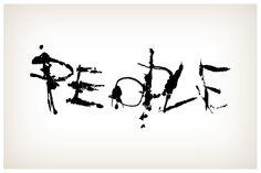 People. © 2012 Veintiocho Estudio Creativo. #logotipo #logotype #veintiocho