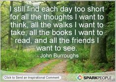 Motivational Quote by John Burroughs, American naturalist and essayist