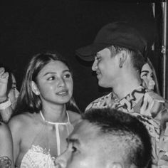 True love doesn't mean you won't break up or separate. True love means you will always find a way back to each other. True Love, My Love, James Reid, Nadine Lustre, Jadine, Korean Couple, Partners In Crime, Cute Photos, Korean Actors
