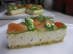 Fester, Snacks, Cheesecakes, Tapas, Sushi, Seafood, Food Ideas, Paleo, Food And Drink