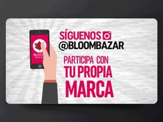 Advertising ▸ Bloom Bazar ® designed by GO AUDIOVISUAL. Connect with them on Dribbble; the global community for designers and creative professionals.