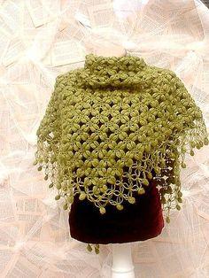71 Fantastiche Immagini Su Scialliponchomantellesciarpe Crochet