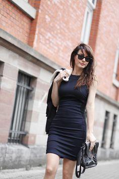 salsa denim dress #Fusion #estelleblogmode
