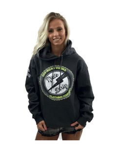 bf7e0db35249d Light Em Up Unisex Hoodie. Off-Road Vixens ...
